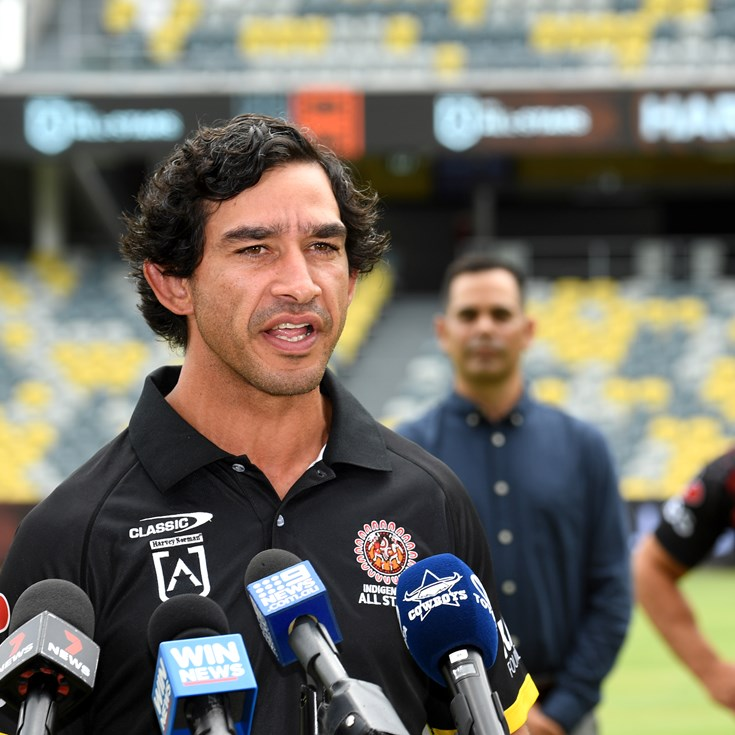 Our voice is being heard: Thurston backs All Stars anthem stance