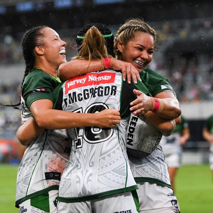 Temara helps guide Maori side to win over Indigenous team