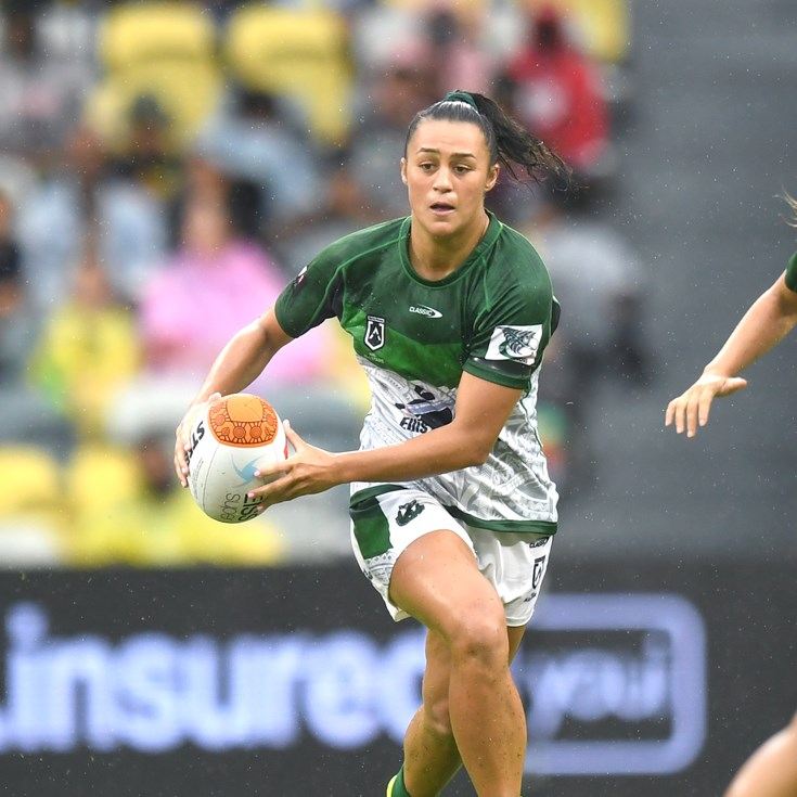 Ruthless Maori women refuse to give Indigenous rivals a sniff