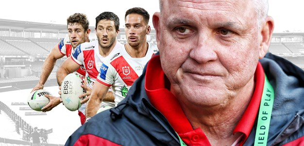 Renouf: No spoon for you - Dragons revival leaves me with egg on my face