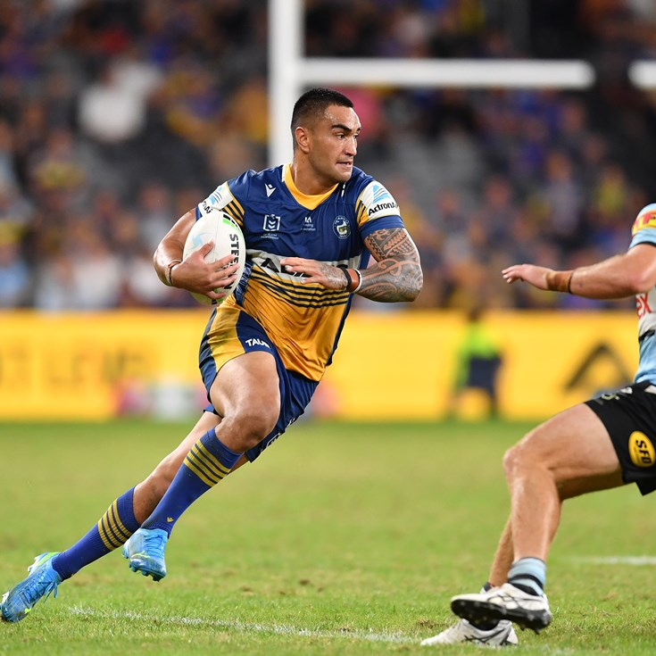 Niukore expecting traffic, Paulo ready for Papalii