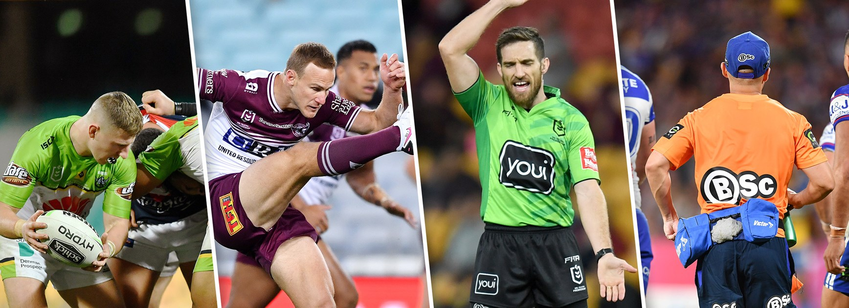 New NRL rules explained: Scrums, field goals, six-agains, trainers