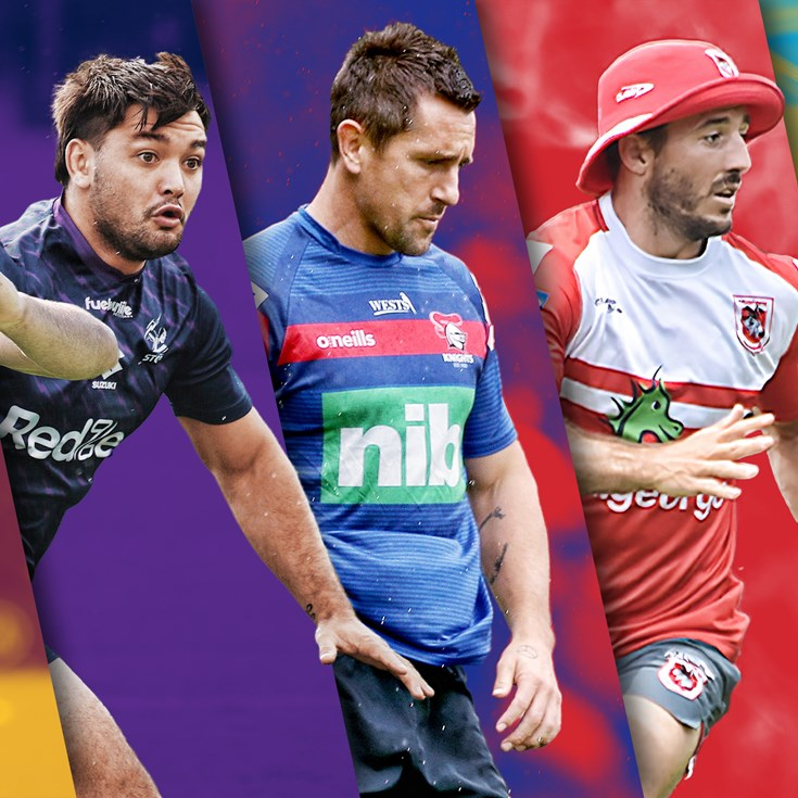 Trial by fire: Five players with the most at stake this weekend