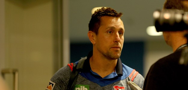 Pearce signs one-year Knights extension