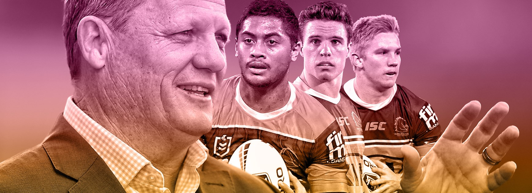 Renouf: Last year's history, Broncos can return to finals
