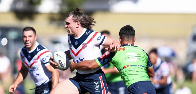 Crichton lauds Walker as Roosters beat Raiders
