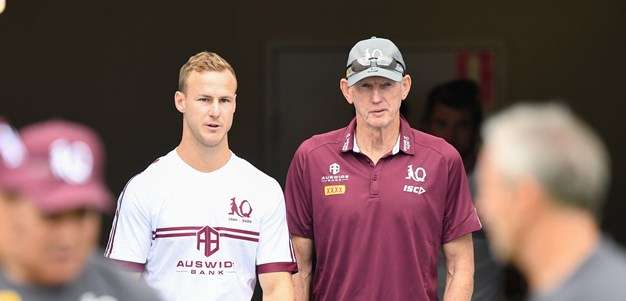 Bennett gives up Maroons reins as Green shapes to take over