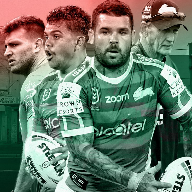 Reynolds' future uncertain but Souths sure they're title contenders