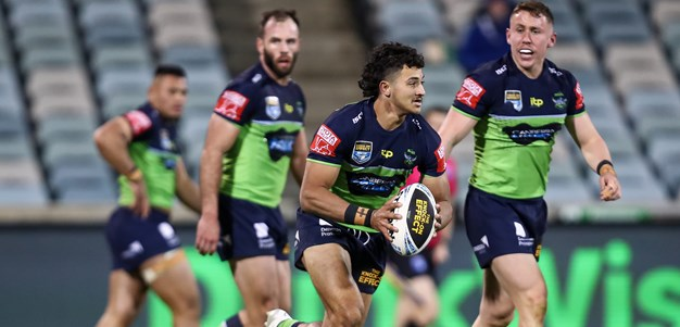 Raiders rookie sets sights on 'legal' debut