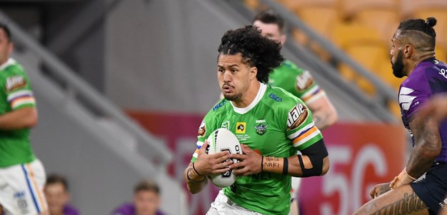 Canberra Raiders: 2021 round 1 predicted team