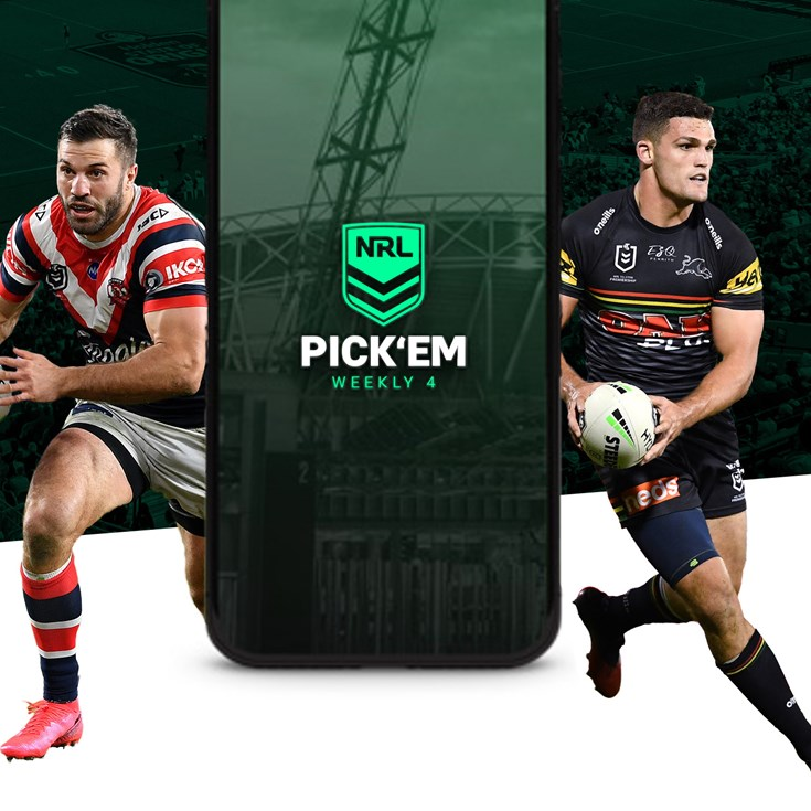 NRL Pick'Em: Choose four right and you could win $100,000