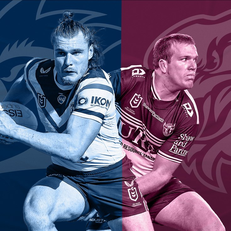 Roosters v Sea Eagles: Keary fit; Cust doubtful