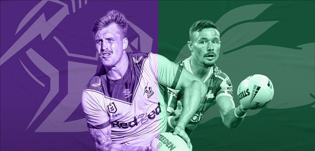 Storm v Rabbitohs: Grant, Finucane sidelined; Knight out