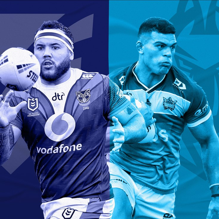 Warriors v Titans: Aiken, AFB, Fifita and Tino unleashed as new eras dawn
