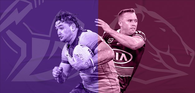 Storm v Broncos: Papenhuyzen back; Haas, Lodge big ins for Brisbane