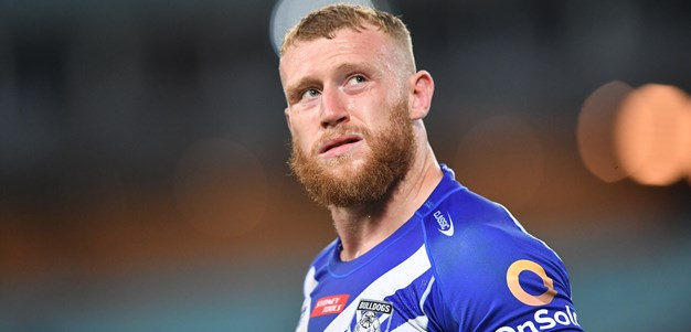 Thompson ready to add class to Dogs after eventful NRL start