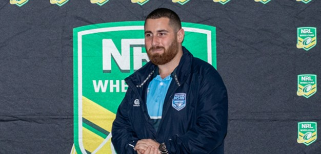 George joins Wheelaroos coaching staff with World Cup approaching