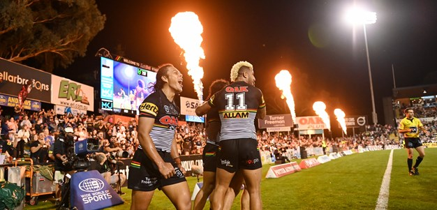 Round 5 snapshot: Dragons upset helps Panthers claim outright lead