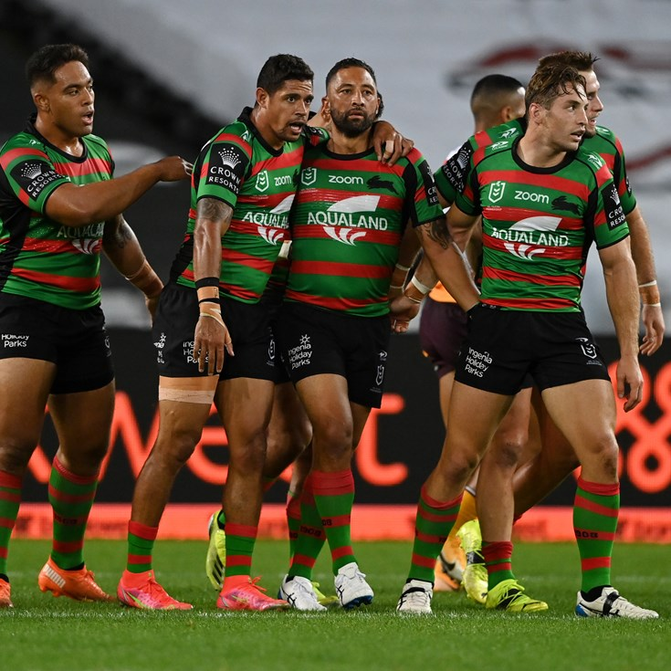 Extra incentive for Souths but Tigers reunion just another game for Benji