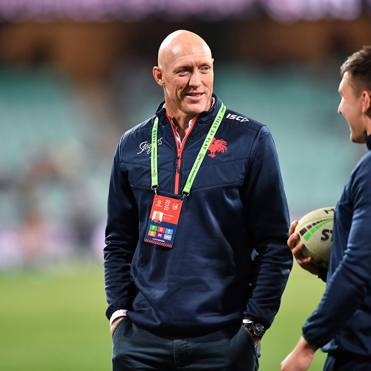 Cronulla lock in Fitzgibbon for 2022; Morris in limbo