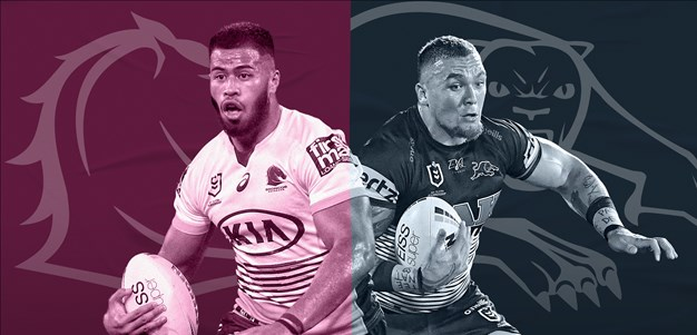 Broncos v Panthers: Milford dropped, Carrigan back; Panthers unchanged