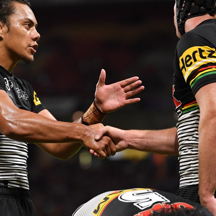 Handshake deal: Cleary poise gets Panthers past valiant Broncos
