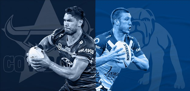 Cowboys v Bulldogs: Taumalolo, O'Neill named; Jackson misses out