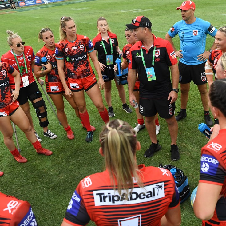 The Broader Game: Dragons searching for new NRLW coach
