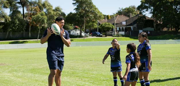 Taumalolo ready to step up as sole captain without Morgan