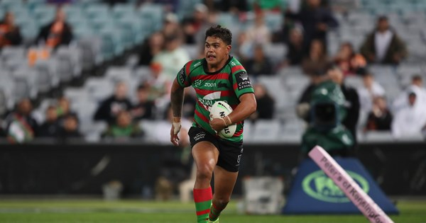 Souths NRL support Latrell after two people arrested over alleged racial abuse – NRL.COM