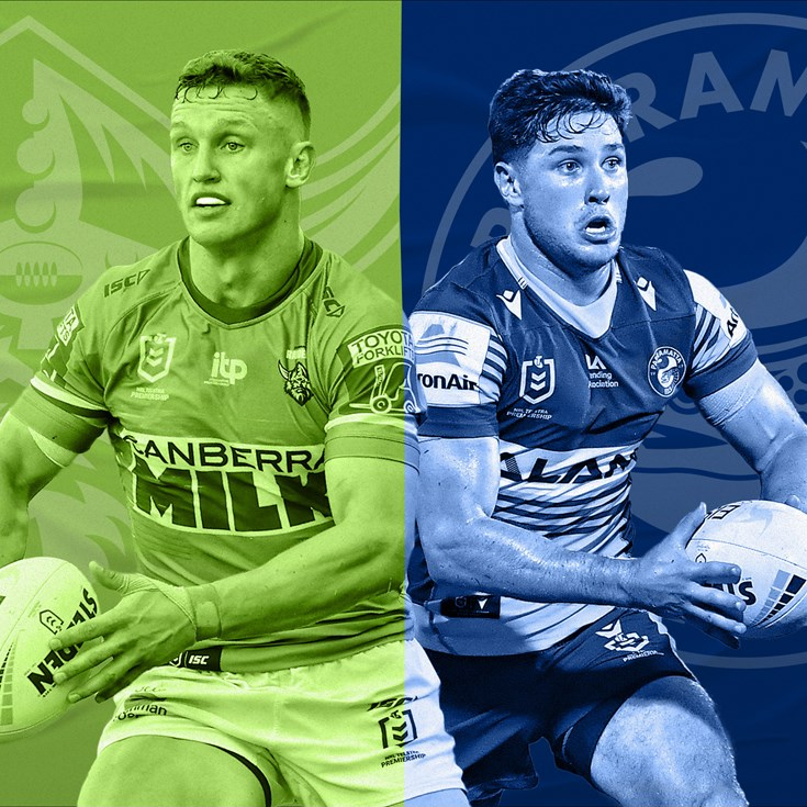 Raiders v Eels: Scott in, CNK out; Matterson out again