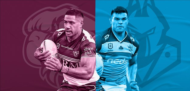 NRL Preview: Titans V Manly