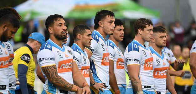 'We were taught a rugby league lesson': Holbrook