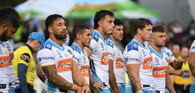 'Big day': Titans shift focus to defence in bid to fix form slump