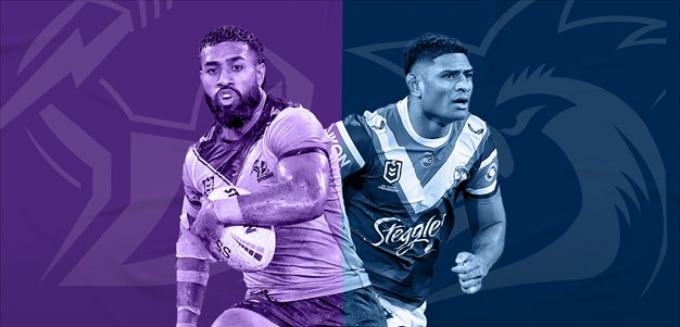Storm v Roosters: Lee, Finucane could boost stocks; Lussick blow
