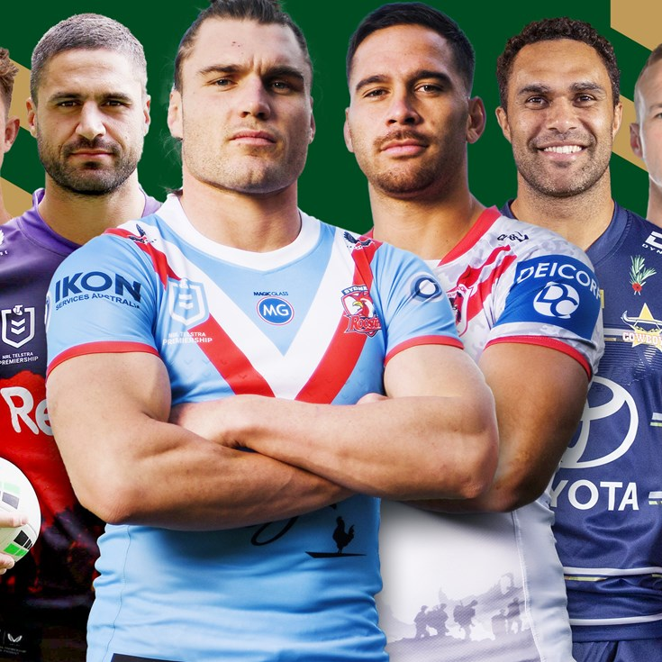 Why Anzac round means so much to NRL stars