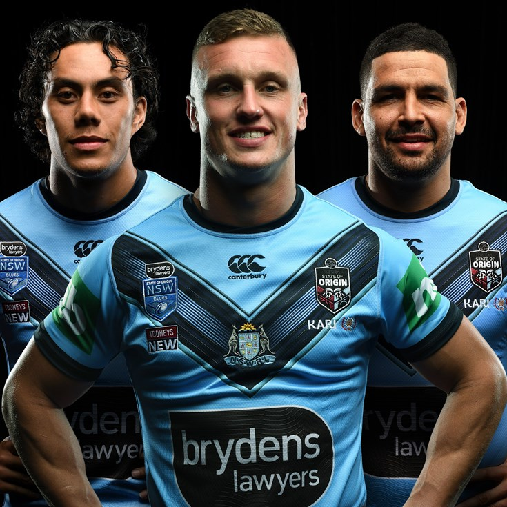 Cleary content with whoever wins pivotal three-way Blues battle