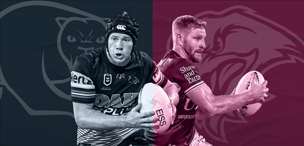 Panthers v Sea Eagles: Koroisau ready to go; Same 17 for Hasler