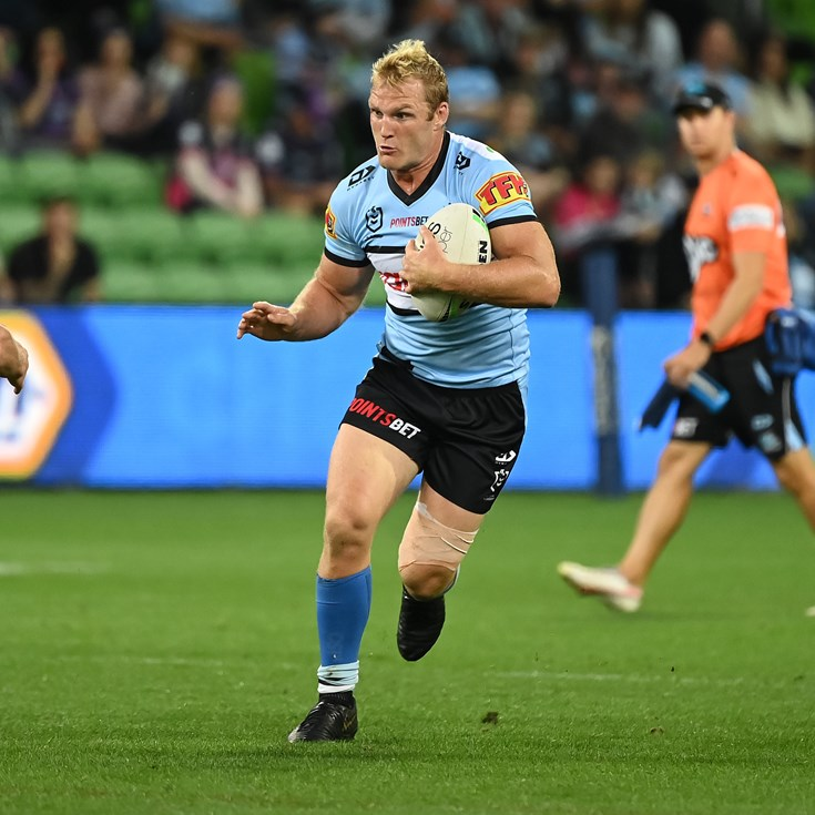 Tolman, Kennedy keen to re-sign with Sharks