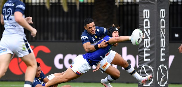 Vodafone Warriors hold on to win shootout in Gosford