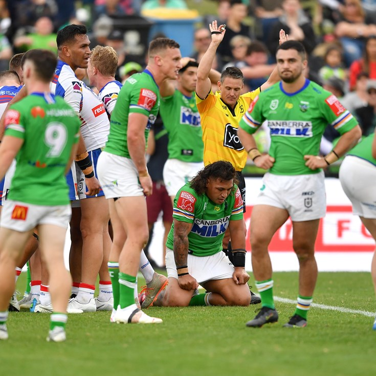Ricky urges Raiders to stay strong and stick together