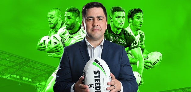 Soward: Warriors have shot up, they're on the improve