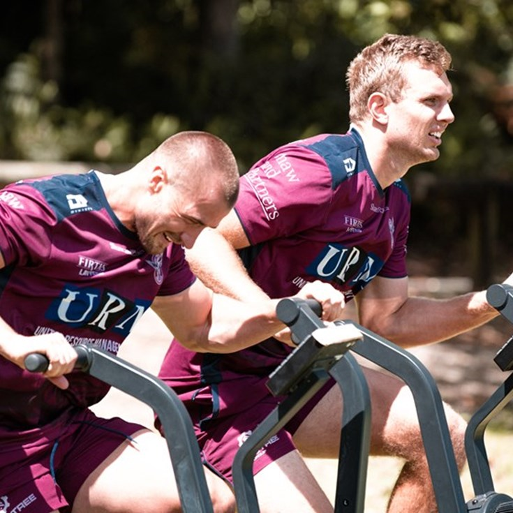 Manly Sea Eagles: 2021 round 1 predicted team
