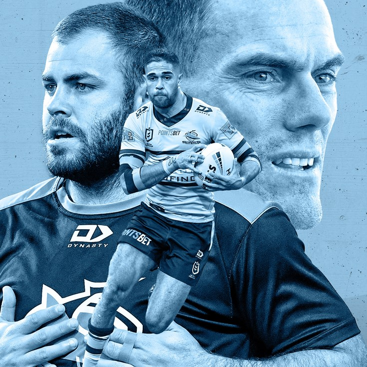 Sharks 2021 season preview: Youngsters must take next step