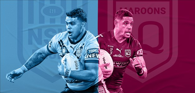 Blues v Maroons: Finucane gets a start; Tino in for Arrow