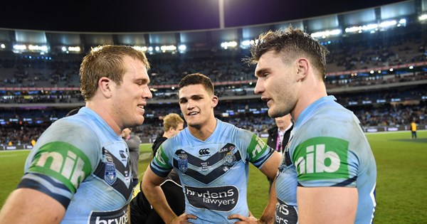 State of Origin 2021: NSW Blues game two team announced - NRL