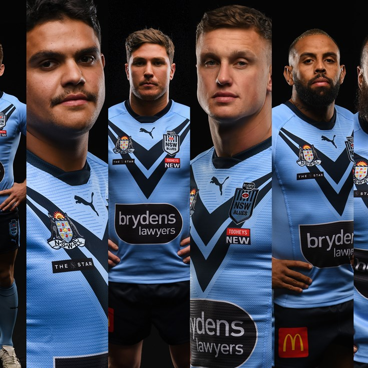 Moses and Wighton named in halves for Origin III