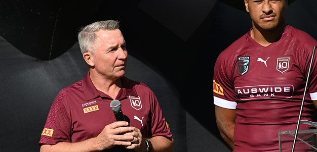 18th man conundrum for Origin coaches