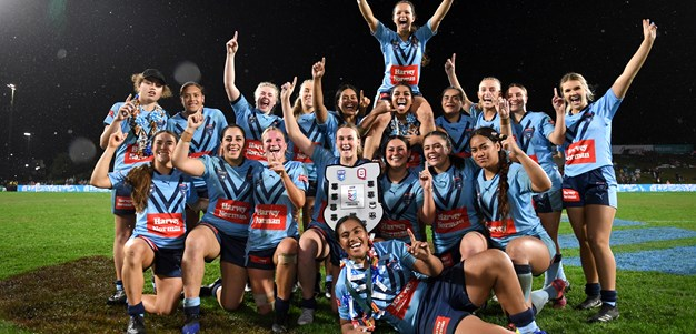 Berry blitzes Maroons to give NSW under 19 victory