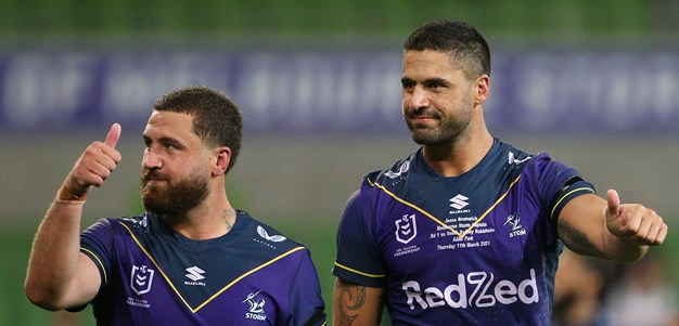 How Bromwich brothers became Storm's longest-serving players